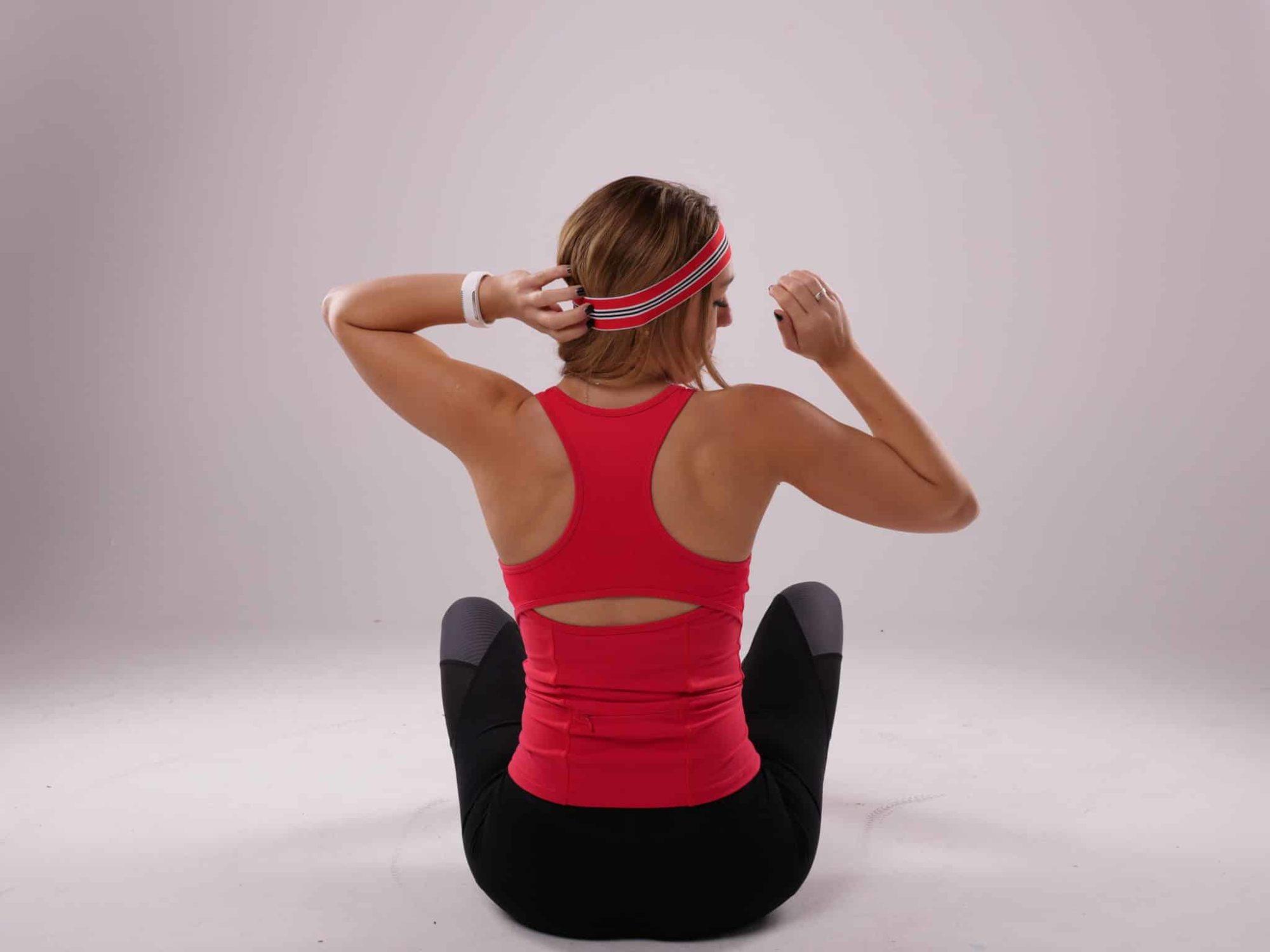 Jak schudnąć z dolnej części pleców
